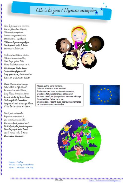 Hymne européen / Ôde à la joie