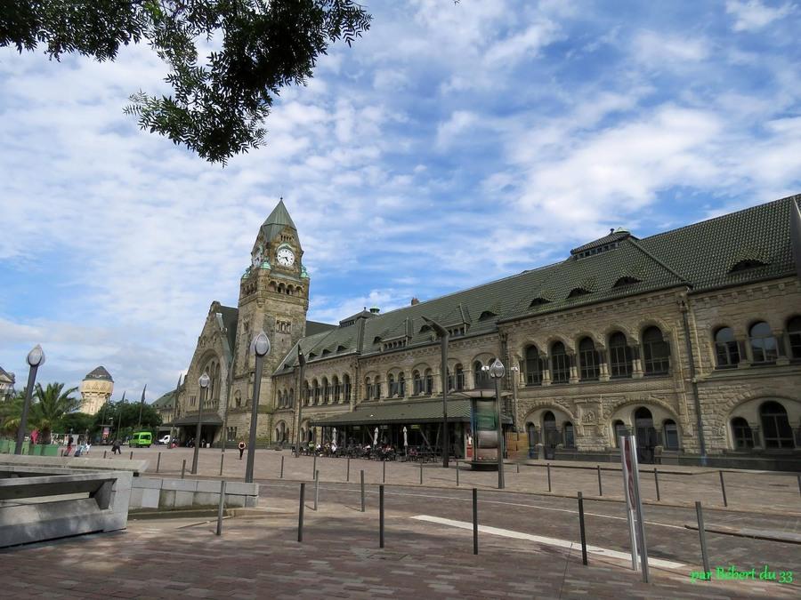 La gare de Metz - 6