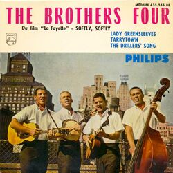 02 avril 1963 : Sheila & les Brothers Four.