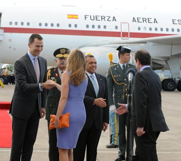 Felipe au Honduras