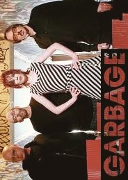 Sound of the week : Garbage - Stupid girl.