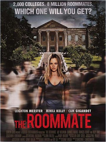 The Roommate (2011) DVDRiP