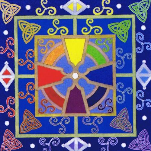 Les mandalas celtiques avec le Mage Omour et la Communauté de la Roche aux Fées