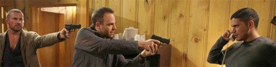 "Prison Break Saison 2 Episode 14 ""John Doe"""