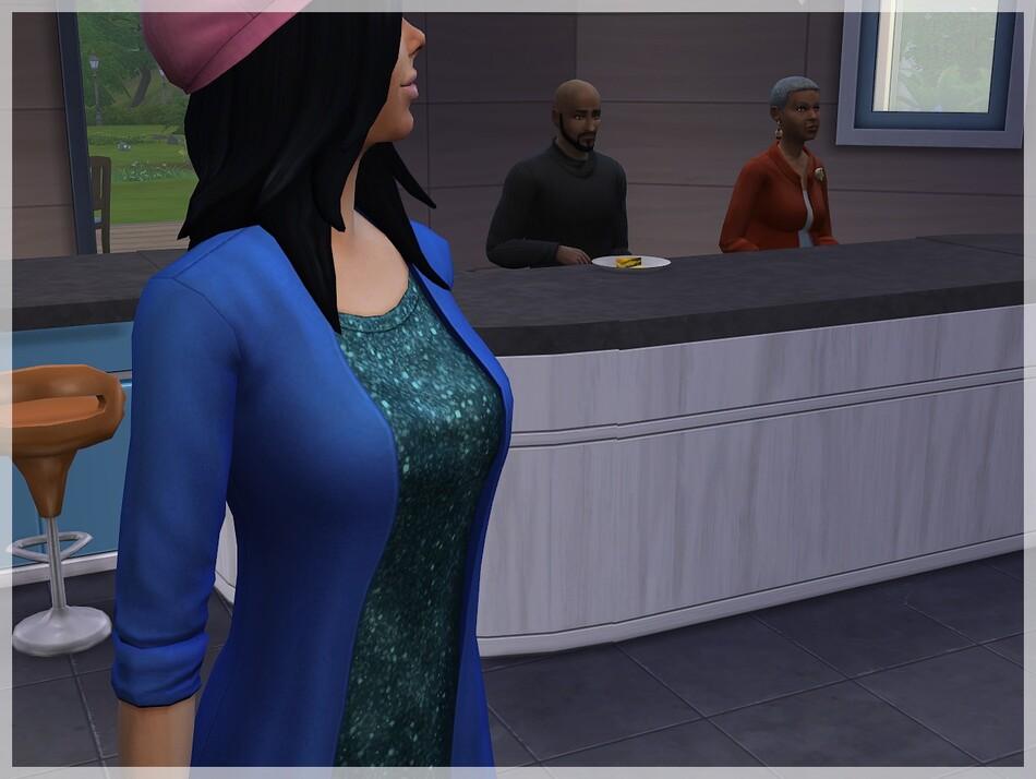 Chapitre 2 : La fille en mode squatteuse