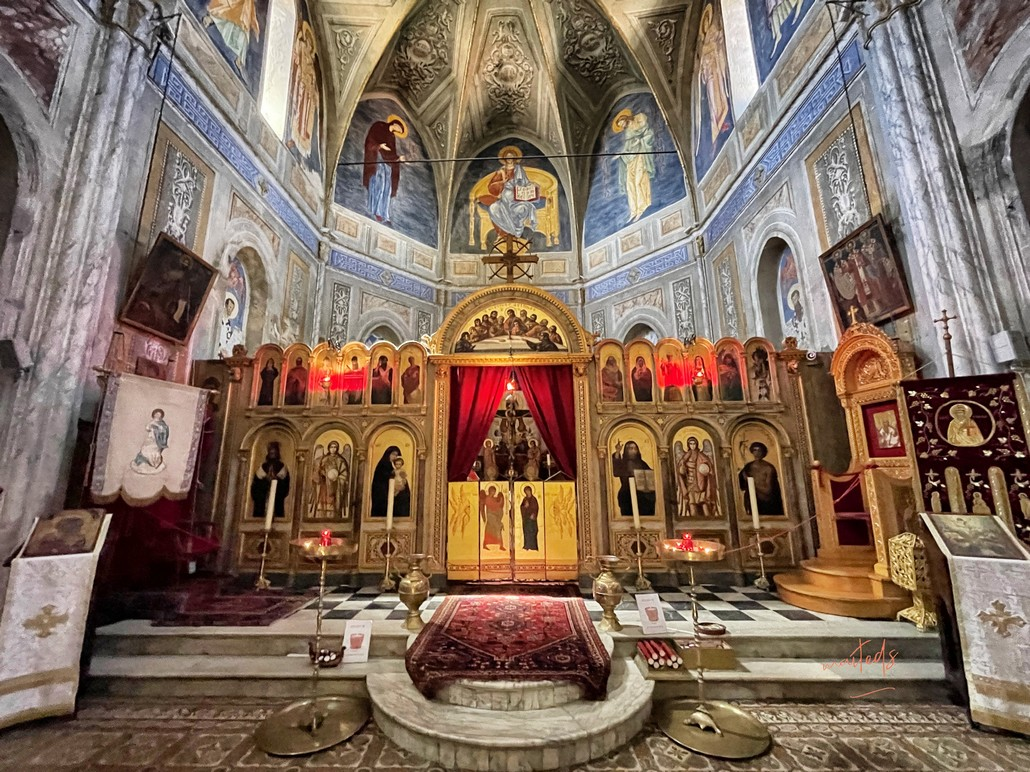 Eglise grecque Saint-Spyridon de Cargèse