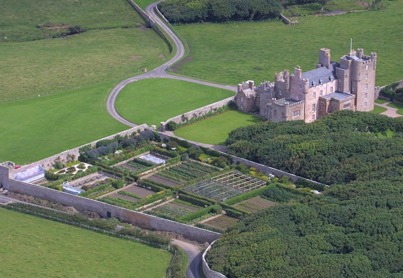 The Castle of Mey in Caithness