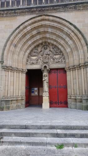 Bayonne Église St André
