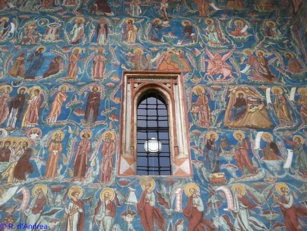 Monastère de Moldovita 9