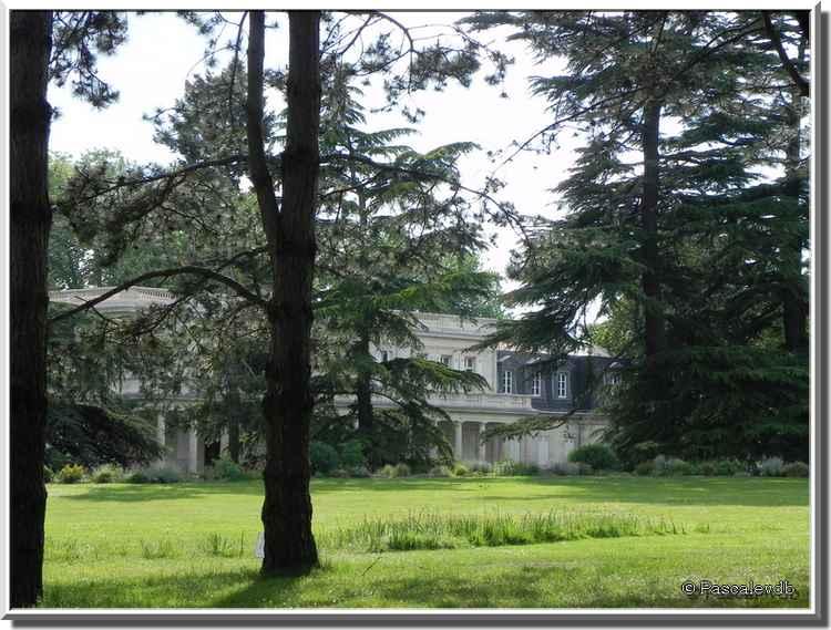 Mérignac - Le parc de l'Hôtel de Ville - 6/6