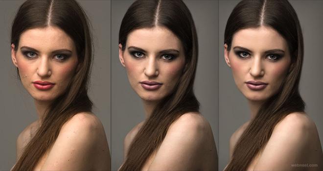 photo editing retouching
