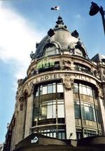 Paris, Turm des Hôtel de Ville
