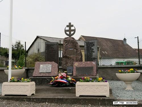 * 71 ème anniversaire de la libération de d'Eboulet et Champagney par le 22 B.M.N.A