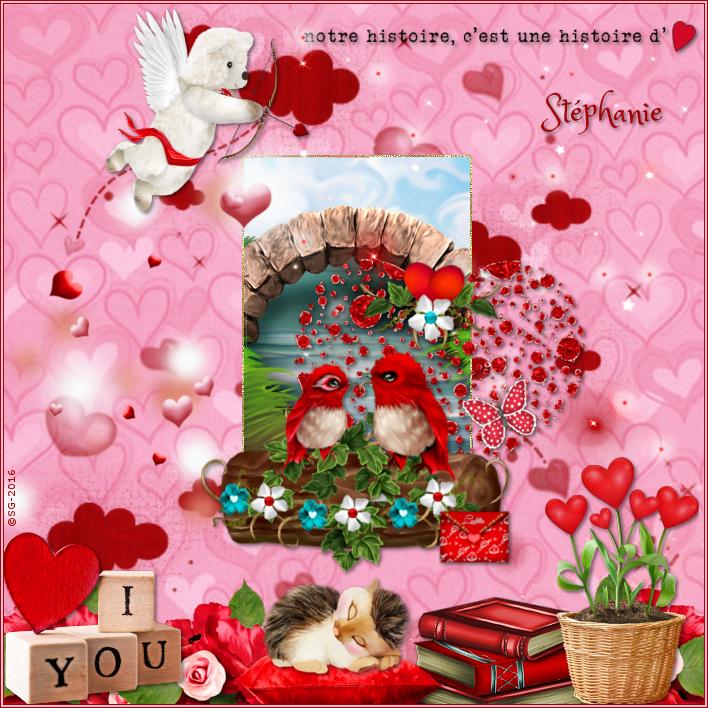 Défi St Valentin N°2