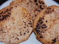 Recette de la Tortilla (Galette) de Maïs aux Légumes