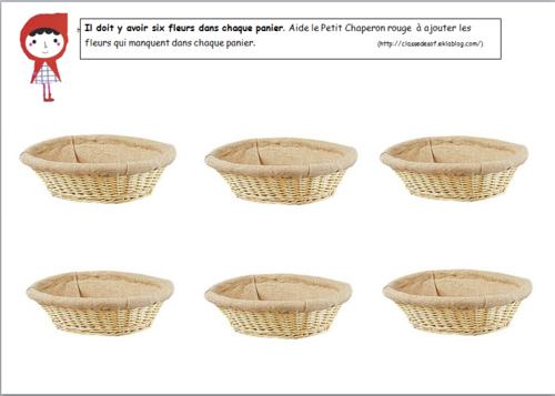 """""""Le Petit Chaperon rouge"""" - Exploitation du conte TPS/PS/MS"""