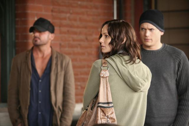"Prison Break Saison 2 Episode 16 ""Chicago"""