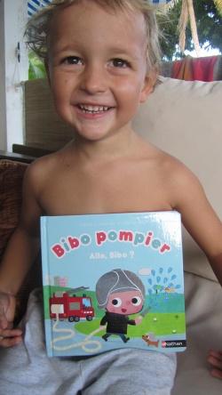 """""""Bibo le pompier : Allo, bibo !"""""""