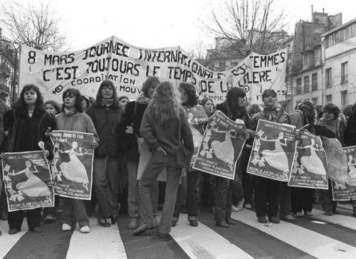8 MARS - JOURNEE DE LA FEMME.