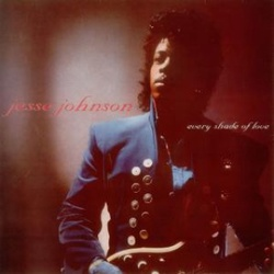 Jesse Johnson - Every Shade Of Love - Complete LP