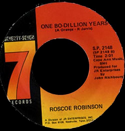 "Roscoe Robinson : "" The US Singles "" Soul Quinquin Lol 01 [ FR ]"