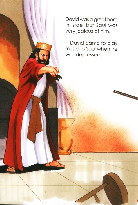 Bible Alive David the Fugitive