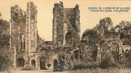 4. L'abbaye de Villers