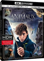 [UHD Blu-ray] Les animaux fantastiques