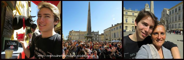 Feria de Pâques 2016 en Arles