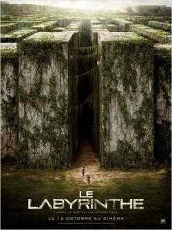 Couverture de Le Labyrinthe