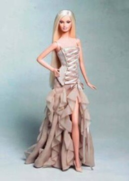 Barbie par Versace