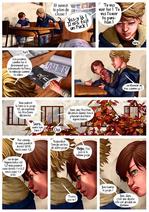 Astre Rouge - Chapitre 01 Là où meurent les feuilles d'automne