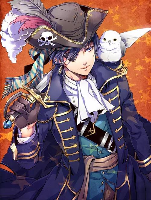 Image de boy and pirate