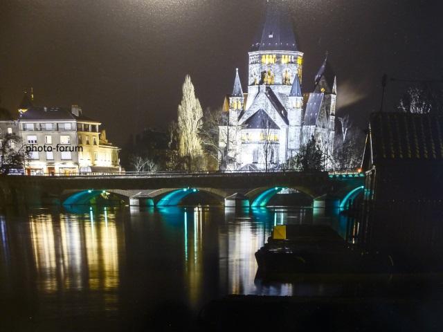 Expo: Metz la nuit....