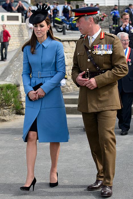 Kate en Normandie