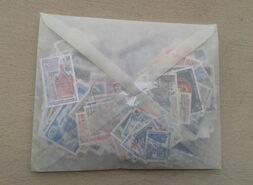 pochette de 400 timbres de 1960 à 1973