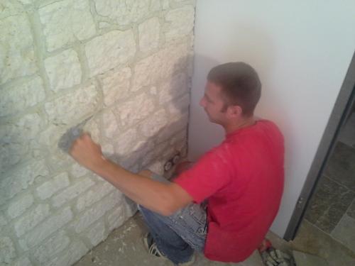 Joints de parements pierre: 11 Août 2015