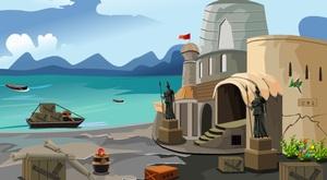 Jouer à Escape with fort treasure