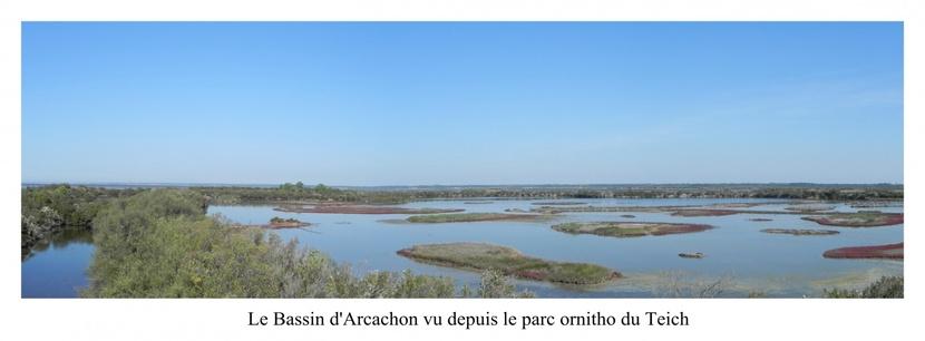 Panoramique Bassin d'Arcachon