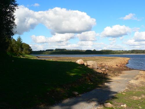 Lac du Drennec en 2013