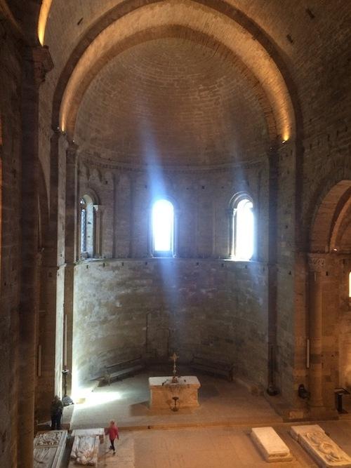 Cathédrale de Maguelone (Hérault)