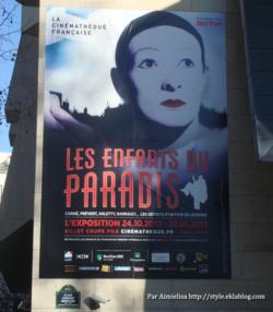 La cinémathèque de Paris