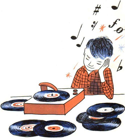 les années disques