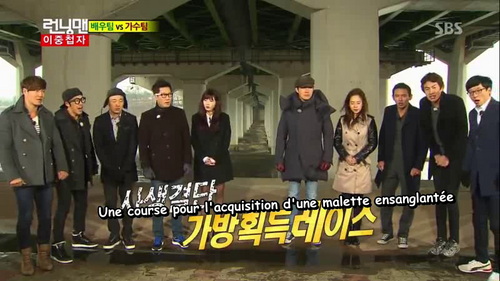 Running Man -132- Spy vs Spy