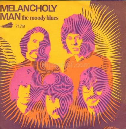 The Moody Blues-Melancholy Man