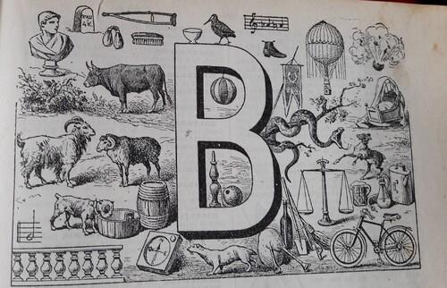 La lettre B