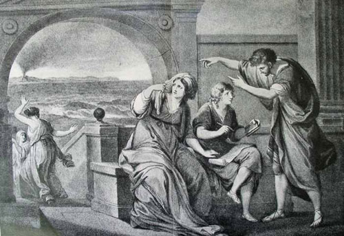 Patrimoine mondial de l'Unesco : Pompéi, Herculanum et Oplontis - Italie - 1ere partie