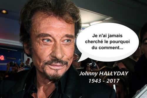 Johnny, l'idole des jeunes, s'en est allé....