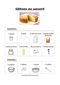 recette