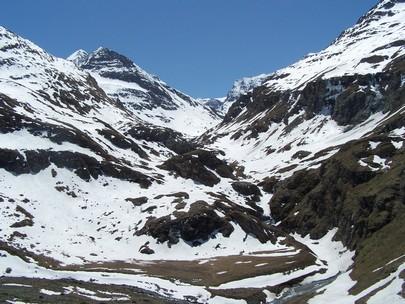 Vallée de la Lombarde